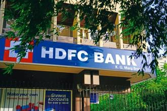 Stock of the HDFC Bank on Friday closed 0.39% down at ₹2,121 on BSE.