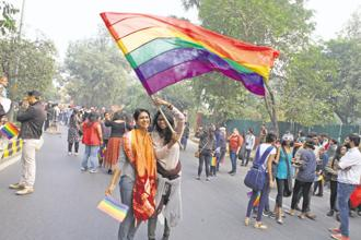 A 2016 workplace study found that 40% of LGBTQ+ employees faced discrimination at work. Photo: Hindustan Times