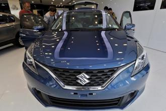 Suzuki will supply 20,000 to 25,000 Baleno cars each year to Toyota Kirloskar to be sold in India. Photo: Reuters