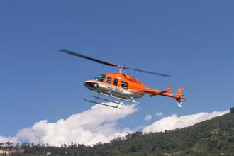 Pawans Hans has a fleet of 46 helicopters. Photo: HT