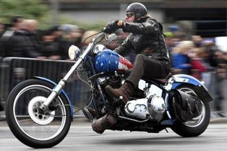 Harley-Davidson been very focussed on large, heavyweight motorcycles and its  expertise in the 250-500cc space needs to grow, says CEO Marc McAllister. Photo: Reuters