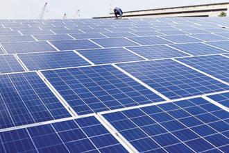 India had 21.65GW of solar capacity as of end-March.