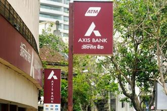 Currently, Axis Bank has about 3,800 branches across the country.  Photo: Mint.