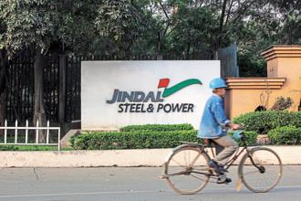 Jindal Steel and Power's steel sales rose 40% in the quarter to 1.61 million tonnes. Photo: Bloomberg