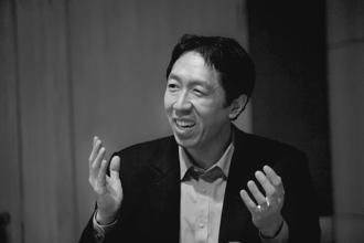 Andrew Ng says Indian companies should try to apply AI to specific verticals. Photo: Kumar/Mint
