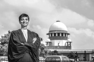 Guruswamy recently argued before a Constitution bench of the Supreme Court that Section 377 is arbitrary and unreasonable, and should be struck off the Indian Penal Code. Photo: Pradeep Gaur/Mint