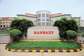 Ranbaxy Laboratories Ltd in sector 32, Gurgaon. Photo: Mint