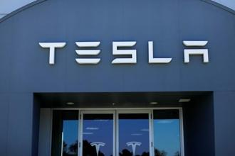 Elon Musk's personal stake in Tesla is almost 20%. Photo: Reuters