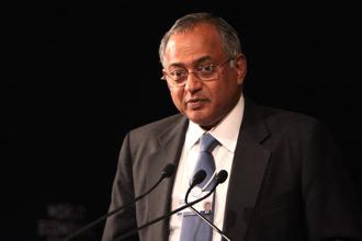 TVS Motor Chairman Venu Srinivasan. Photo: Bloomberg