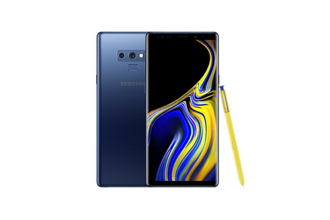 The Samsung Galaxy Note 9 offers up to 1TB of storage via a MicroSD card. Photo: Samsung