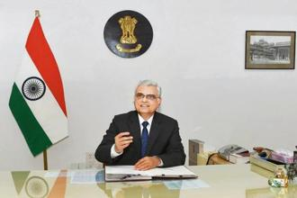 Chief election commissioner O.P. Rawat.