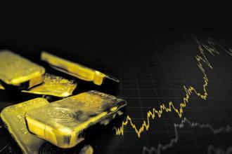Holdings in SPDR Gold Trust, the world's largest gold-backed ETF, have fallen to their lowest since February 2016, down 11% from their peak in April. Photo: iStock