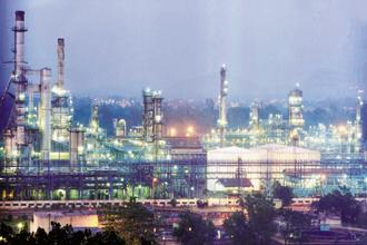 Reliance operates one other refinery in Jamnagar, which mainly meets domestic demand. Photo: Bloomberg