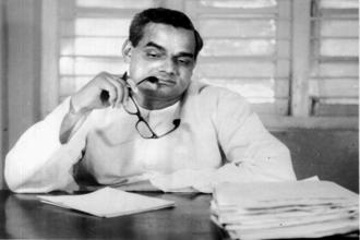 Former prime minister Atal Bihari Vajpayee. Photo: Express Archive Photo