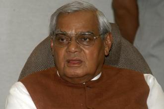 Vajpayee took India decisively over the nuclear threshold which in turn set the stage for a recast of ties with the US. Photo: AFP