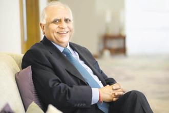 Sunil Mehta, non-executive chairman of Punjab National Bank.