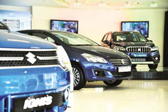 Maruti Suzuki spare parts being sold at its dealerships and service centres would boost profitability at said dealerships while offering an additional source of revenue to Maruti Suzuki. Photo: Ramesh Pathania/Mint