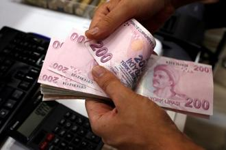 A steadying in the Turkish lira, which was holding around 6.06 per dollar on Monday, also boosted sentiment. Photo: Reuters