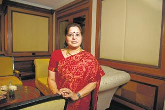 Three months ago, Ananthasubramanian was divested of her powers as MD and CEO of Allahabad Bank following the fraud at PNB. Photo: Mint