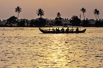 The Kerala government wants to increase tourism's share to 20% of state GDP by 2020, from about 12% at present. Photo: Bloomberg