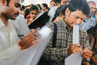 The government has in recent times used the EPFO data as a key parameter to count formal job creation or loss of jobs. Photo: AP