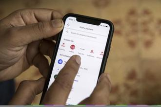 Google has rebranded its Tez app, launched in September, as Google Pay—the catch-all label for its payments services. Photo: Bloomberg