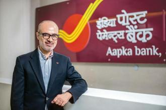 Suresh Sethi, managing director and chief executive officer (CEO) of the India Post Payments Bank (IPPB).