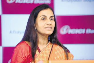 ICICI Bank MD and CEO Chanda Kochhar. Photo: Abhijit Bhatlekar/Mint