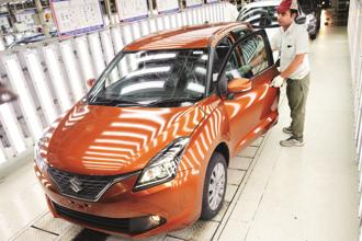 The investments towards building the new car plant will be made in Ahmedabad district, close to Suzuki's existing factory in Hansalpur-Vithalpur area. Photo: Ramesh Pathania/Mint