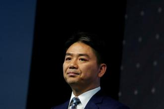 JD.Com CEO Richard Liu. Photo: Reuters