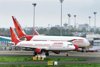 Air India had in August raised ₹1,500 crore from Bank of Baroda under a sovereign guarantee to service bank loans and dues of international vendors, including leasing companies. Photo: Mint
