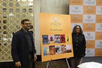 Jury members Vivek Shanbhag  and Deepa Mehta unveil the JCB Prize long list