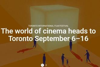 The Indian presence in the 43rd Toronto International Film Festival (TIFF), which runs from 6 to 16 September, will be bigger than ever before.