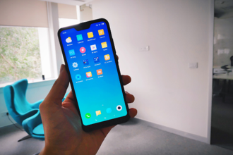The Redmi 6 Pro is the first Xiaomi to sport a notched display.