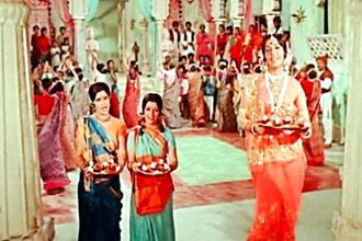 To be sure, mythology was a Bollywood favourite years ago with films like Ram Rajya (1943), Mahabharat (1965) and Jai Santoshi Maa (1975).