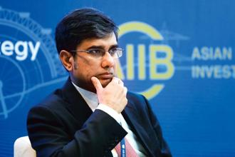 Sujoy Bose, managing director and chief executive at NIIF.