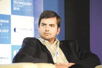 Ola founders Bhavish Aggarwal and Ankit Bhati won the backing of Temasek that has agreed to vote with them as a part of a recently structured secondary subscription of shares. Photo: Mint