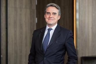 IATA director general and CEO Alexandre de Juniac.