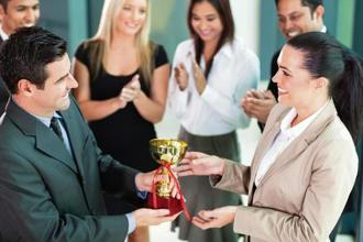 A good manager (tough or soft) must remember that people look up to you as a leader when they see you contributing to their personal and professional success. Photo: iStock