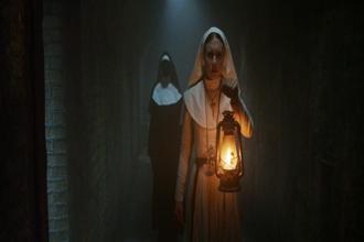 'The Nun' carries forward the fantastic run that Hollywood films have had in India this year.
