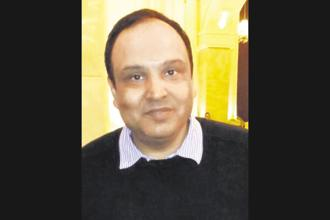 TripFactory co-founder Vinay Gupta.