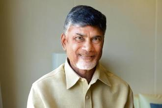 e-Rythu was launched by chief minister N. Chandrababu Naidu on Wednesday. Abhijit Bhatlekar/ Mint.