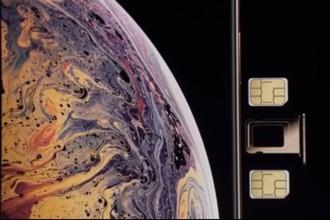 The iPhone XS, XS Max and even XR devices that will sell in the Chinese, Hong Kong and Macau markets will receive dual SIM smartphones without eSIM. Photo: Apple