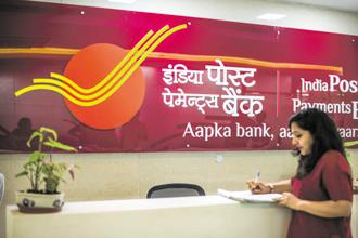 India Post Payments Bank was launched on 1 September. Photo: Pradeep Gaur/Mint