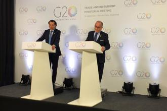 Representatives from the G-20 nations will meet in November to discuss WTO reform at a technical level. Photo: Reuters