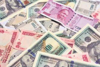 The rupee-dollar exchange rate has hit an all-time low of 72.91. Photo: iStockphoto