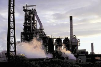 Tata Steel UK's Port Talbot plant in South Wales. Photo: Reuters