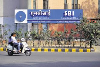 SBI's gross NPAs rose to 10.69% of the total advances at the end of June this year, as against 9.97% a year ago. Photo: Mint