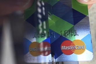 The dispute began in 2005, when Visa and Mastercard were still owned by banks. Photo: AP