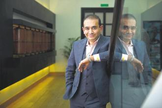 Diamond jeweller Nirav Modi is at the centre of the $2 billion PNB fraud. Photo: Aniruddha Chowdhury/Mint